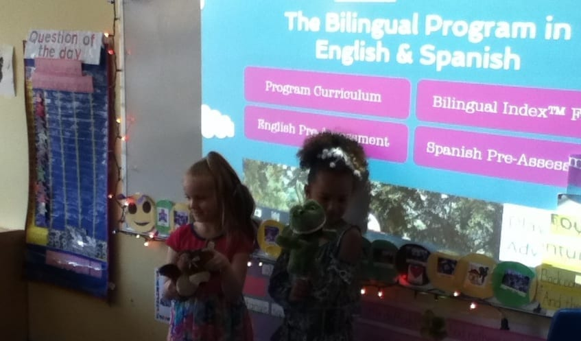 bilingual program for children