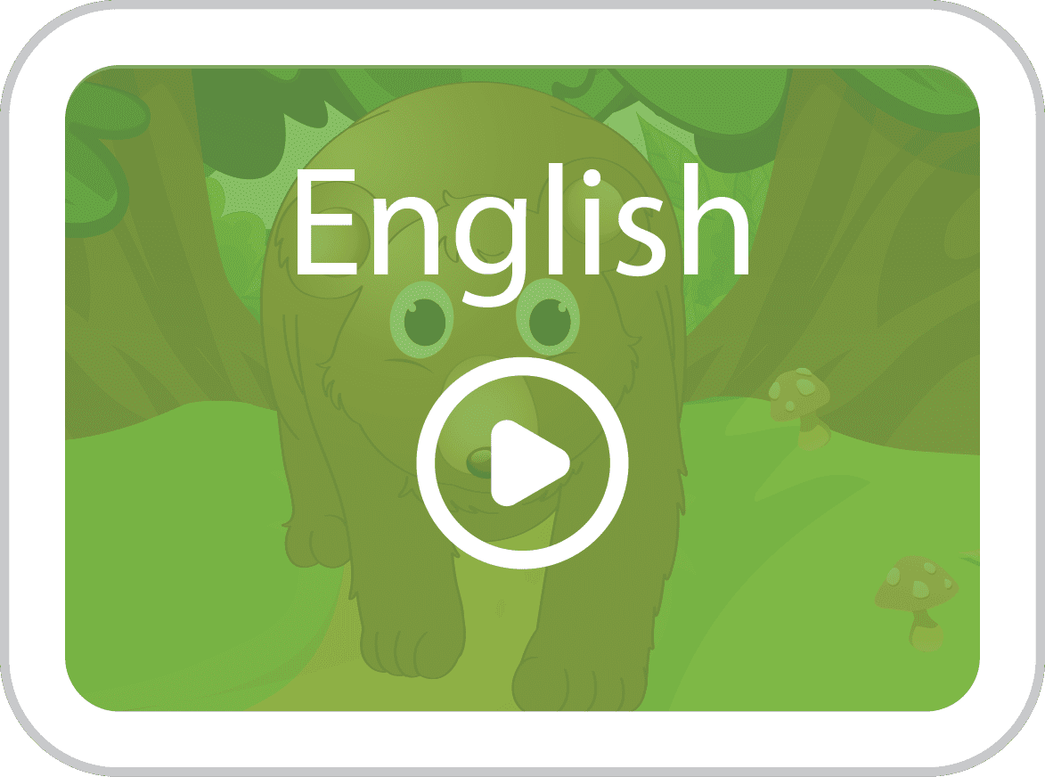 little sponges english button